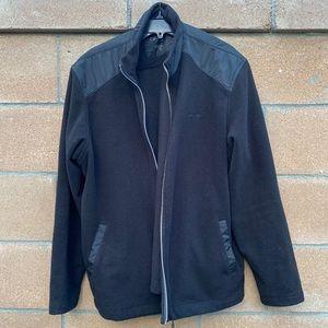 Calvin Klein tech fleece jacket elbow patch XXL